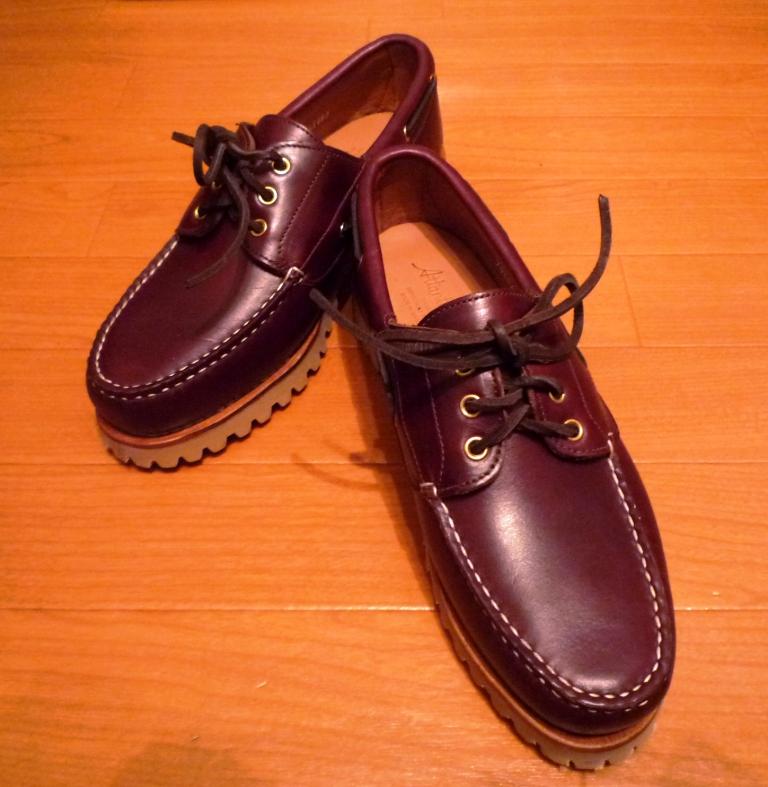 BEAMSに行くたびに眺めていた靴